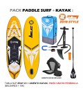 SUP ZRAY X1 (PACK KAYAK)