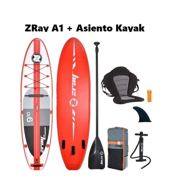 SUP ZRAY X2 (PACK KAYAK)