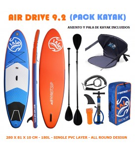 PADDLE SURF AIR DRIVE (CANARIAS)