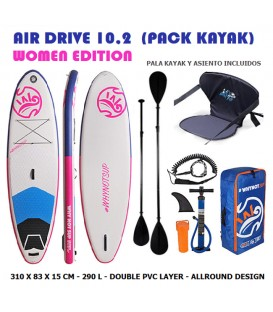 SUP AIR DRIVE 10,2 (PACK KAYAK)