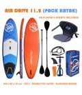 SUP AIR DRIVE 11,2 (PACK KAYAK)