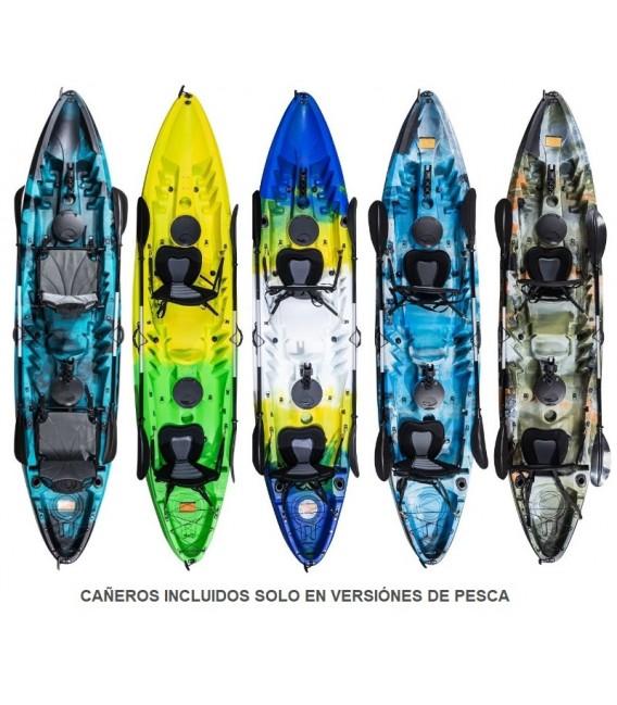 Kayak OCEANUS (3 Plazas)