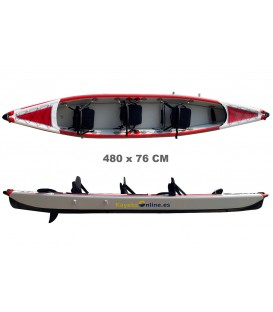KAYAK HINCHABLE GLIDER 3 (DROPSTITICH)