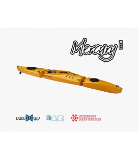 KAYAK DESMONTABLE MERCURY GTX SOLO