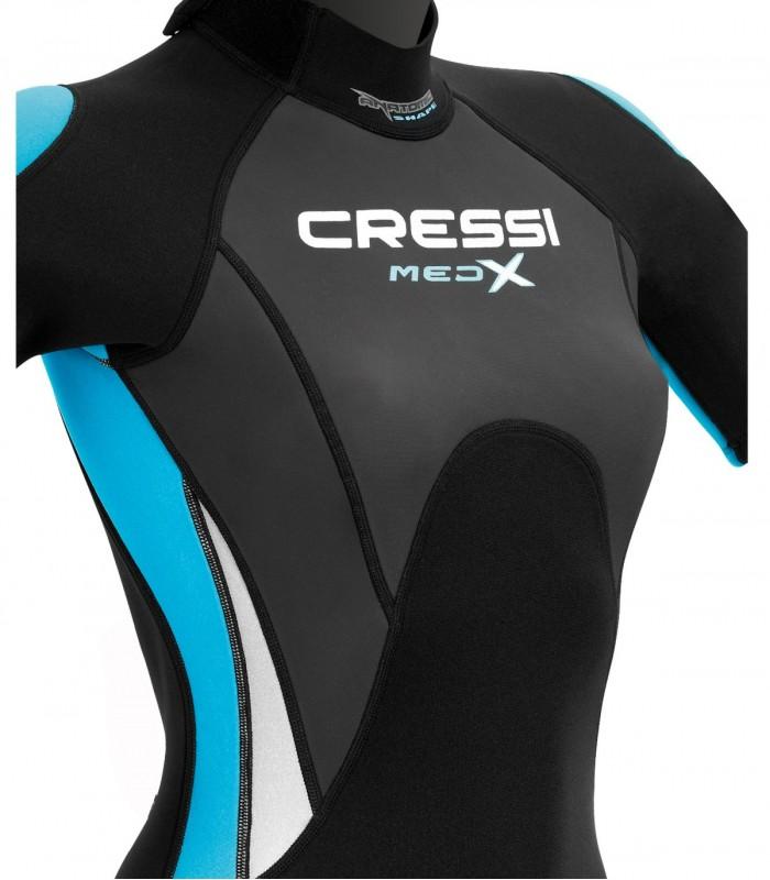 CRESSI MED X 2.5mm MUJER