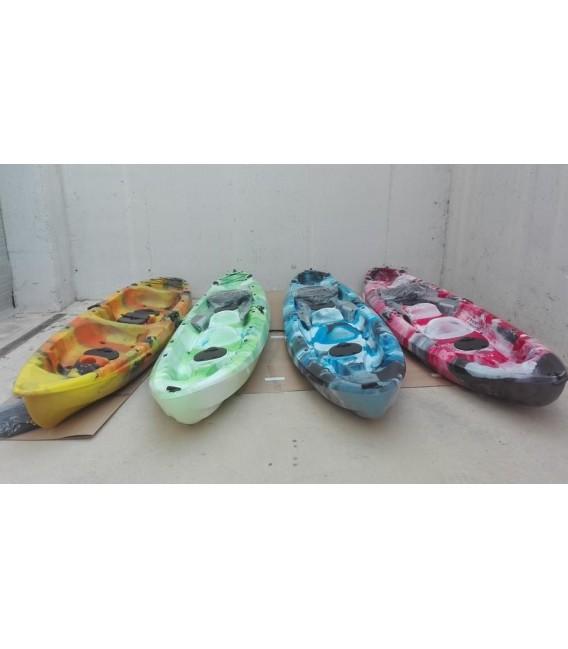 Kayak Triple 2+1 (ALQUILER)