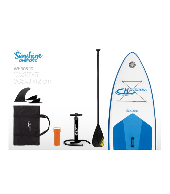 "TABLA PADDLE SURF ""SUNSHINE"""