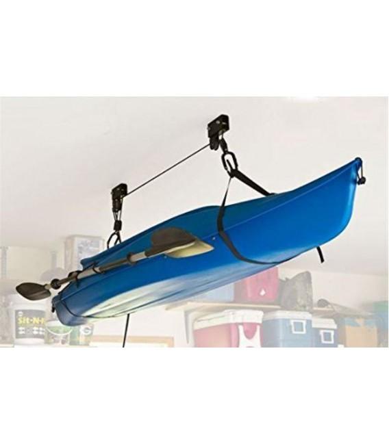 soporte techo kayak