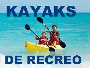 kayak de paseo alicante