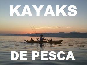 kayak de pesca alicante