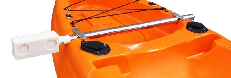 Soporte para motor kayak